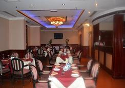 Strand Hotel - Abu Dhabi - Ravintola