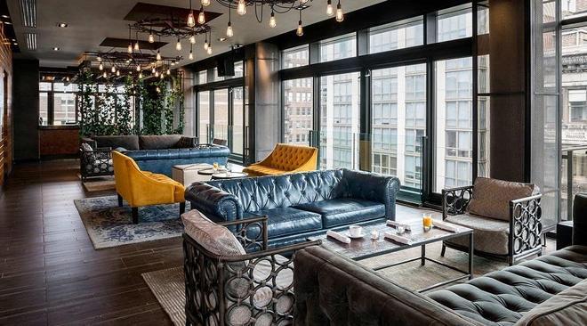 Royalton Park Avenue - Nova York - Lounge