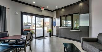 Americas Best Value Inn & Suites Iah Airport North - האמבל - לובי