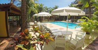 Hotel Mar de Cabo Frio - קאבו פריו - בריכה