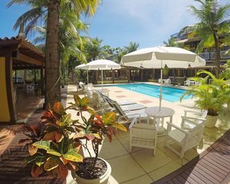 Hotel Mar de Cabo Frio - Cabo Frío - Pileta