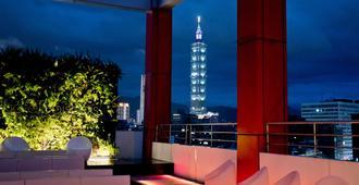 Hotel Poispois - Taipei (Đài Bắc) - Ban công