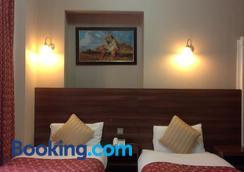 Hotel Oliver - London - Bedroom