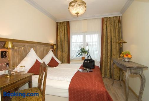 Hotel Platengarten - Ansbach - Bedroom