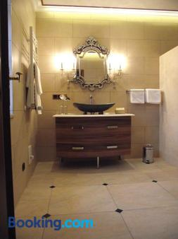 Hotel Platengarten - Ansbach - Bathroom