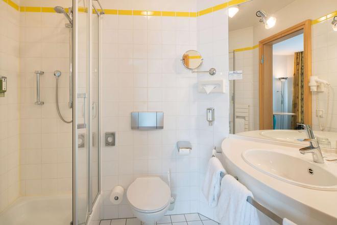 Best Western Hotel im Forum Mülheim - Mülheim an der Ruhr - Baño