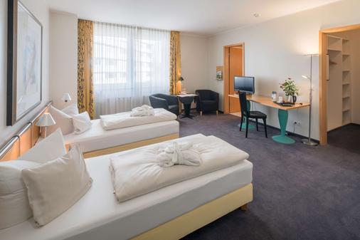 Best Western Hotel im Forum Mülheim - Mülheim - Bedroom