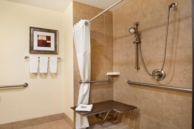Wingate by Wyndham San Marcos - San Marcos - Phòng tắm