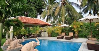 Ban Kao Tropical Boutique Residence & Spa - Koh Samui - Pool