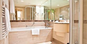 Le Châtelain - Brussels - Phòng tắm