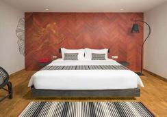 X2清邁河濱度假村 - 清邁 - 臥室