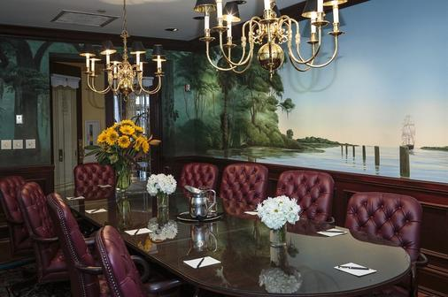 The Marshall House,historic Inns Of Savannah Collection - Savannah - Dining room