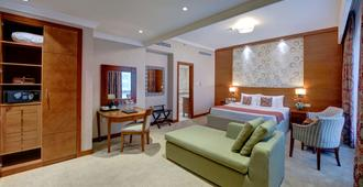 Donatello Hotel - Dubai - Bedroom