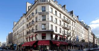 Hotel Bristol Republique - París - Edificio
