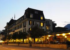 Hotel Krebs - Interlaken - Bina