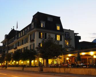 Hotel Krebs - Interlaken - Building