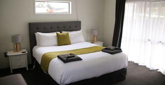 Mackenzie Motels - Fairlie - Bedroom