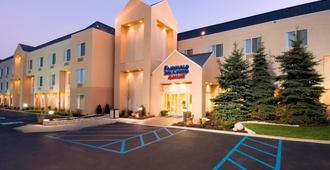 Fairfield Inn & Suites by Marriott Merrillville - Merrillville - Edificio