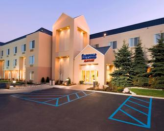 Fairfield Inn & Suites by Marriott Merrillville - Merrillville - Edificio