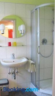 Pension Weigert - Bodenmais - Bathroom