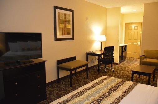 Best Western Plus Hobby Airport Inn & Suites - Houston - Habitación
