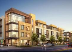 Global Luxury Suites at Mountain View - Mountain View - Building