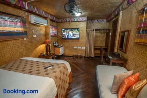布艾多酒店 觀光客棧 - 公主港 - 普林塞薩港 - 臥室