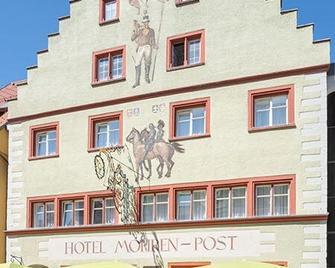 Hotel Mohren-Post Wangen - Ванген-ім-Алльгой - Building