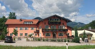 Hotel Garni Forsthaus - Ruhpolding - Bâtiment