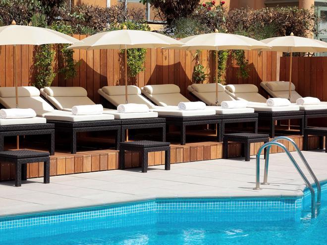 美憬閣普羅旺斯艾克斯中心羅伊勒內大酒店 - 艾克斯普羅旺斯 - 游泳池