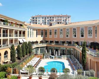 Grand Hôtel Roi René Aix en Provence MGallery By Sofitel - Αιξ-αν-Προβάνς - Κτίριο