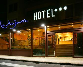 Hotel La Najarra - Альмуньекар - Здание