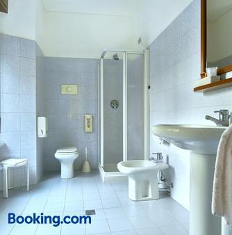 孔雀大酒店 - 米蘭 - 米蘭 - 浴室