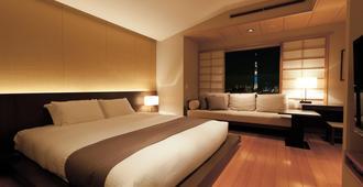 Hotel East 21 Tokyo - טוקיו - חדר שינה