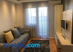 5 stars apartment with free garage place - Novi Sad - Stue