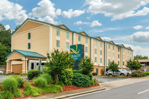 Quality Inn - Union City - Building