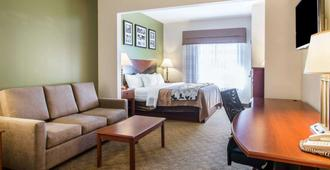 Sleep Inn and Suites Panama City Beach - Panama City Beach - Chambre