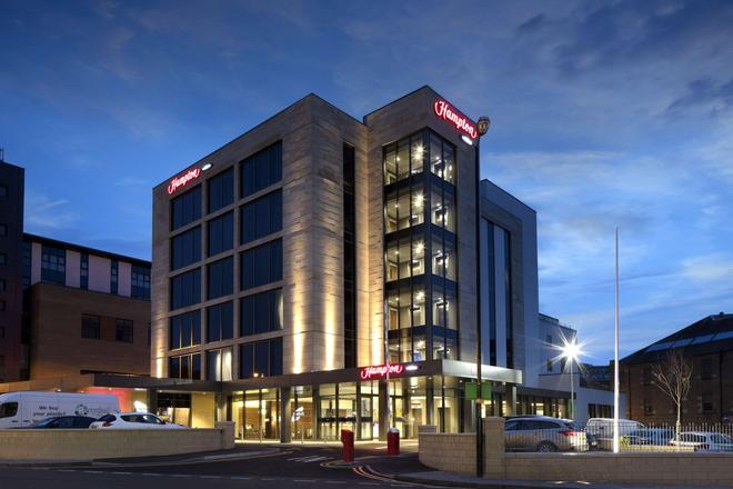 Hampton by Hilton Dundee City Centre - Dundee - Building