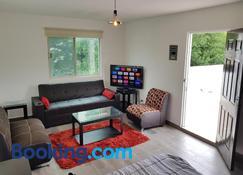 Contry La Silla Apartments zona tec - Nuevo Sur - Monterrey - Sala de estar