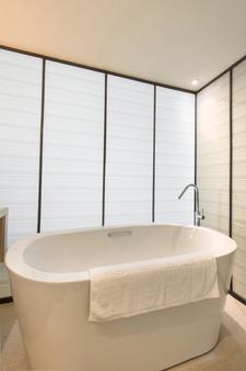 和逸‧台南西門館 - 台南 - 浴室
