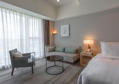 Hotel Cozzi Ximen Tainan - Tainan - Habitación