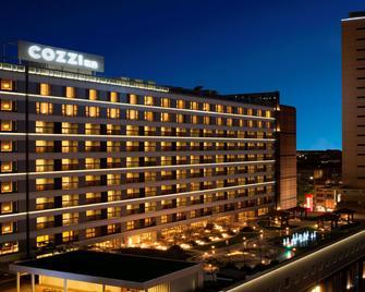 Hotel Cozzi Ximen Tainan - Tchaj-nan - Building