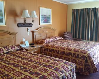 Chief Motel - Keokuk - Bedroom