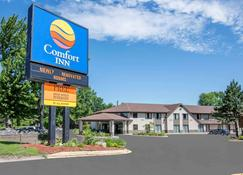 Comfort Inn North Bay - North Bay - Building