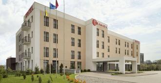 Ramada by Wyndham Lviv - Leópolis - Edificio