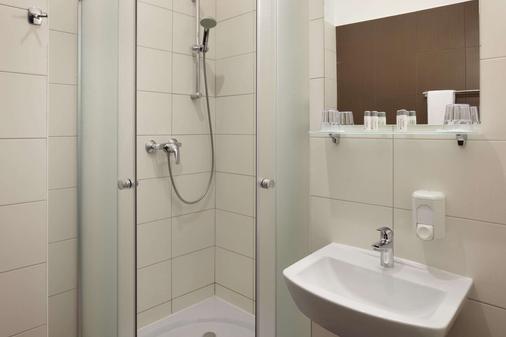 利沃夫華美達酒店 - 利沃夫 - 利沃夫 - 浴室