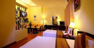 Ngoc Lan Hotel - הו צ'י מין סיטי - חדר שינה