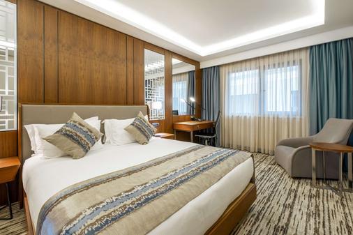 Clarion Hotel Golden Horn - Istanbul - Bedroom