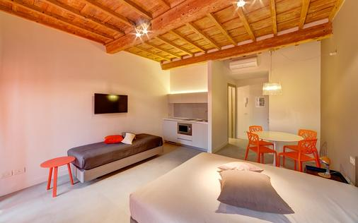 Palazzo Mannaioni Suites - Florence - Living room