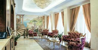 Podol Plaza Hotel - קייב - לובי